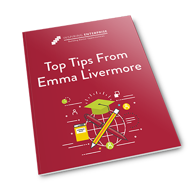 Top Tips from Emma Livermore book cover