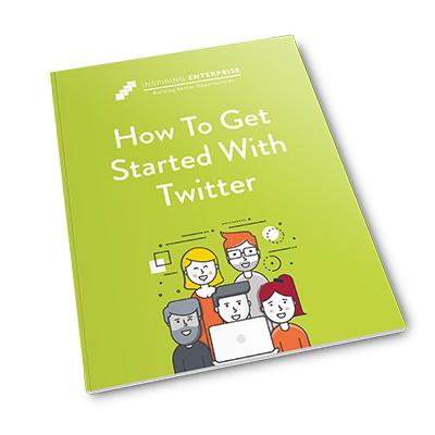 How to get started with Twitter book cover