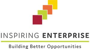 Inspiring Enterprise Logo with full colour