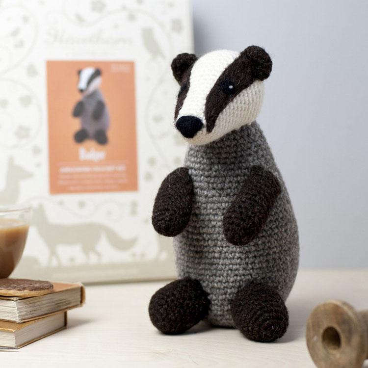 stephanie hawthorne handmade badger