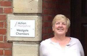 Sandie Davis Action Hampshire