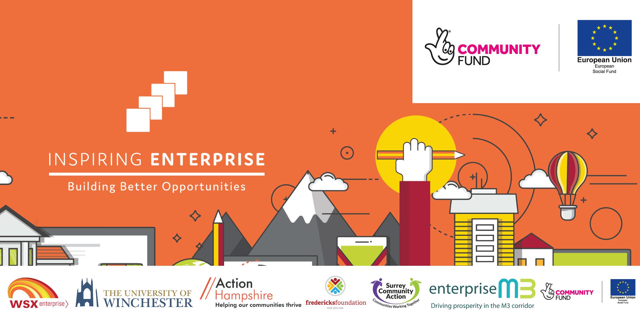 Inspiring Enterprise Logo